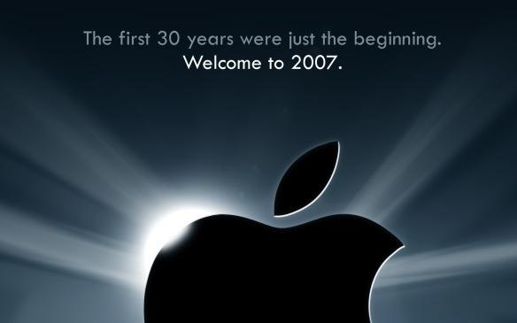Macworld 2007 Teaser