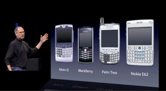 2007 Smartphones